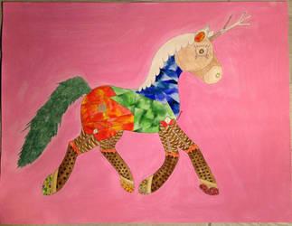The Unicorn of the Sagrada Familia