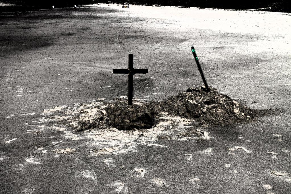 An Empty Grave by lucanelsonspratt