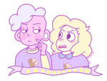 We Need to Talk- Lars and Sadie