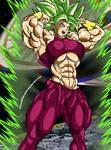 Kefla Super Saiyan!