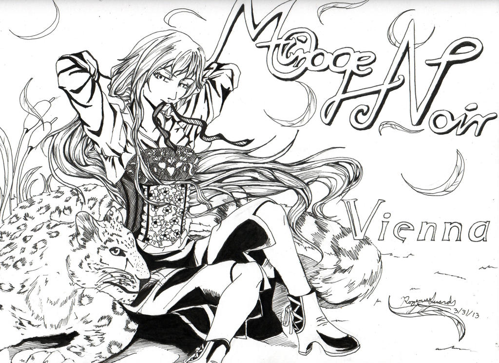 Vienna (Mirage Noir) by Rozen-Guarde