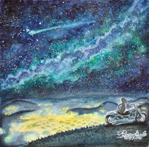 Milky Way (A Father's Present)