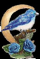 Bluebird by Rozen-Guarde