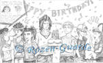 Happy Birthday Jeff! by Rozen-Guarde