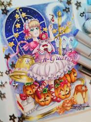 Fanart Friday_Fleta the Spoiled Princess by Rozen-Guarde