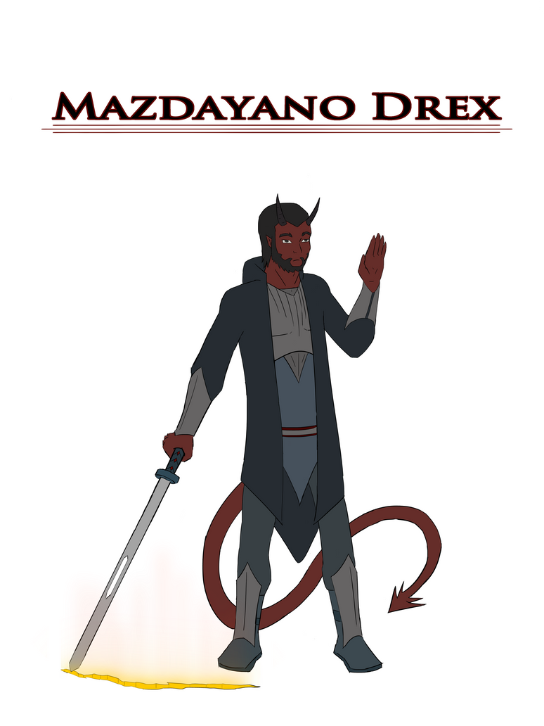 Mazdayano Drex by Motion-Music