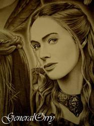 Cersei Lannister Lena Headey Game Of Thrones 01
