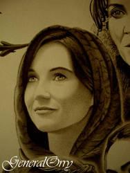 Melisandre Carice van Houten Game Of Thrones 01