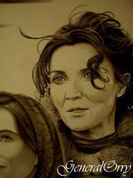 Catelyn Stark Michelle Fairley Game Of Thrones 01