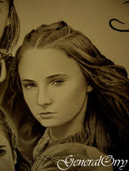 Sansa Stark Sophie Turner Game Of Thrones 01