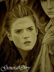 Ygritte Rose Leslie Game Of Thrones 01