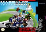 Mass Effect Kart with Boxart