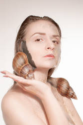 Snail pureness by Jinialia