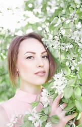 Green spring by Jinialia