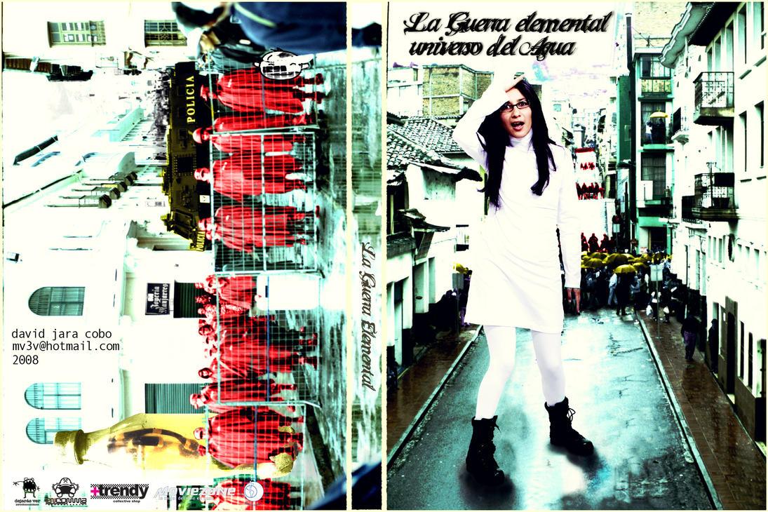 Guerra Elemental dvd by guambra-caremono