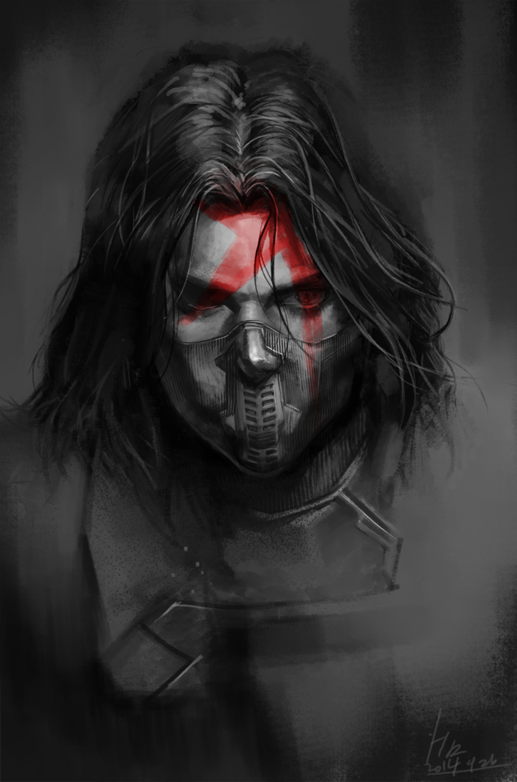Popular Wallpaper Marvel Winter Soldier - winter_soldier_by_yangngi-d7nvzq5  HD_451639.png