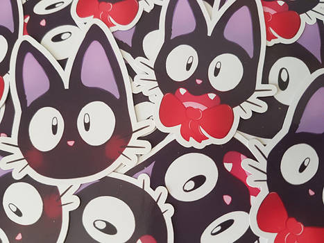 Jiji Stickers