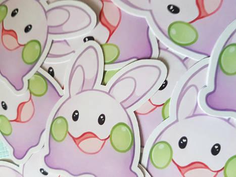 Goomy Stickers