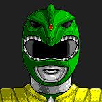 Go Green Ranger Go by ZombieToaster