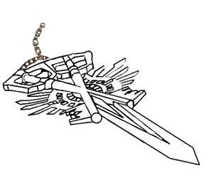 X-Blade BASE by Twilight-Knight1