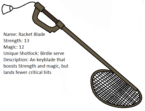 The Racket Blade by Twilight-Knight1