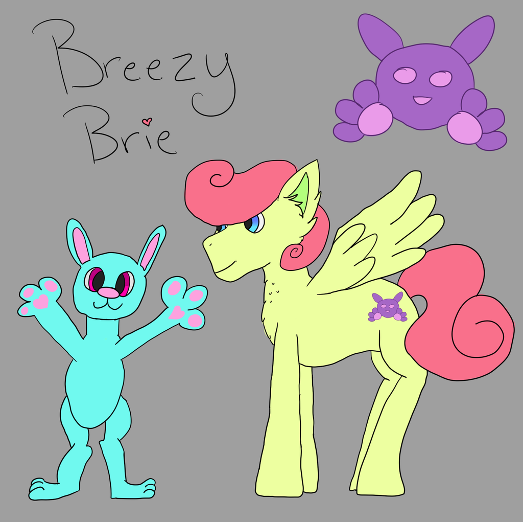 Breezy Brie by MommaNessy