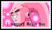Majin Buu Stamp by Neko-CosmicKitty