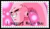 Majin Buu Stamp by Neko-CosmicKitty