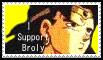 Broly Stamp by Neko-CosmicKitty