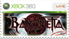 Bayonetta Xbox 360 Stamp by Neko-CosmicKitty