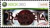 Bayonetta Xbox 360 Stamp by Neko-CosmicKitty