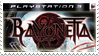 Bayonetta PS3 Stamp by Neko-CosmicKitty