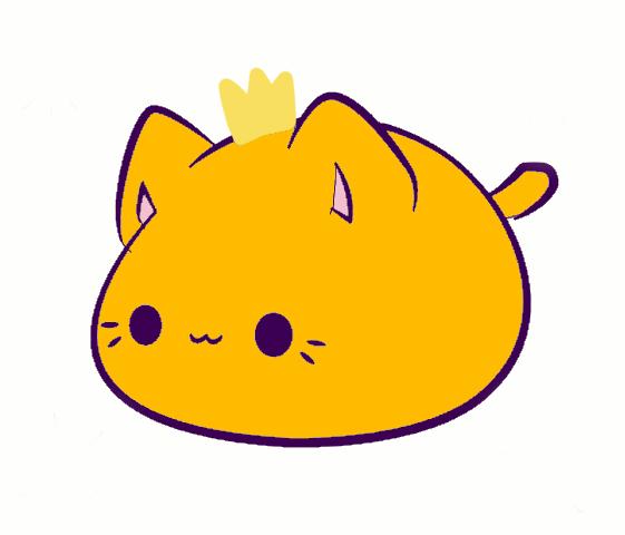 king cat by pupett23