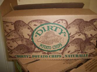 Dirty Chips by BadBreathVampire