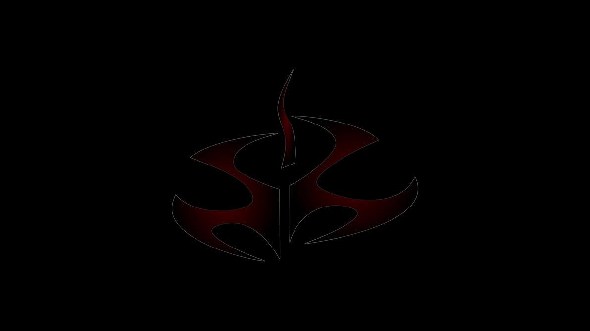 Hitman Logo Wallpaper - Bloody Steel by mickyfoley