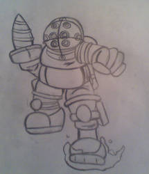 Big Daddy by Apples-and-Notebook