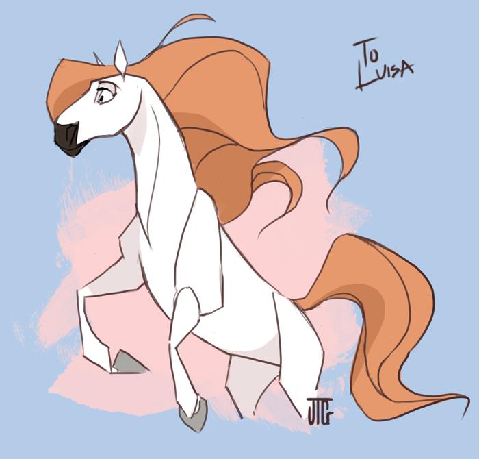 Esmeralda by Dactik