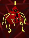 Spicy Dorito - Bill Cipher