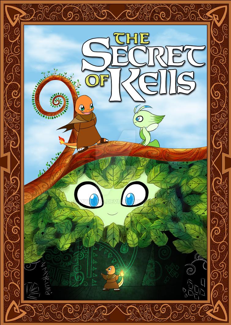 Pokemon - The secret of Celebi by Myrling
