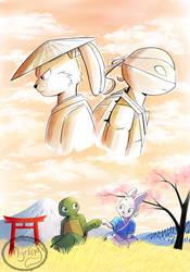 TMNT - The Ninja and the Samurai