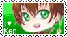 Ken/Kentin chibi hunter stamp (version 2) by Ittichy