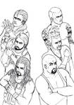 WM29 Project : TheShieldVSWWEAllStar [RAW]
