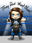 WWE Champion AJ Styles