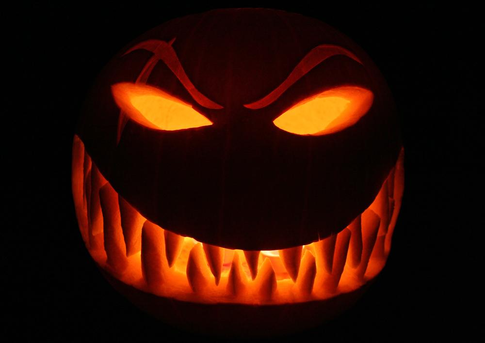 wicked pumpkin 2 by Rippah2