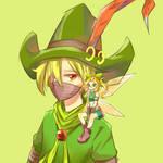 Petermon and Tinkermon