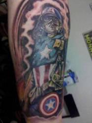 My first REAL tattoo by Reno-Kirkibani