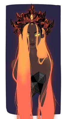 Pele - Goddess of Volcanoes