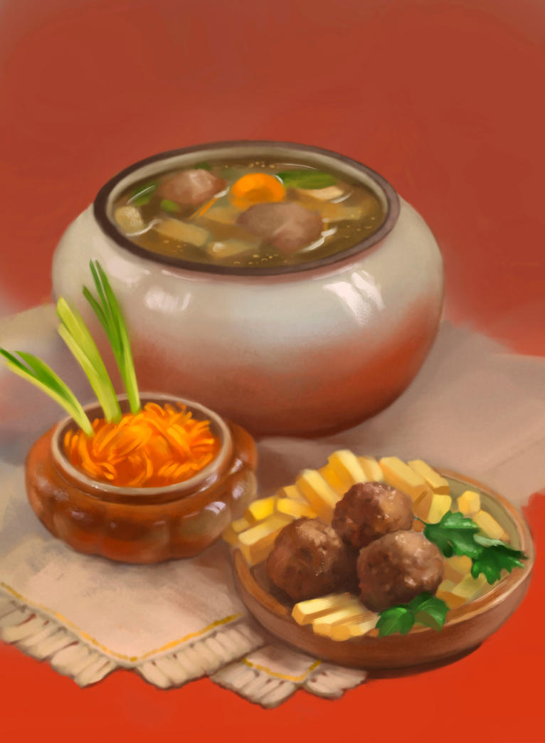 Russian food by lowly owly on deviantart for Art of russian cuisine