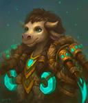 Commission: Tauren, Druid