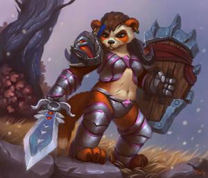 Strong Panda